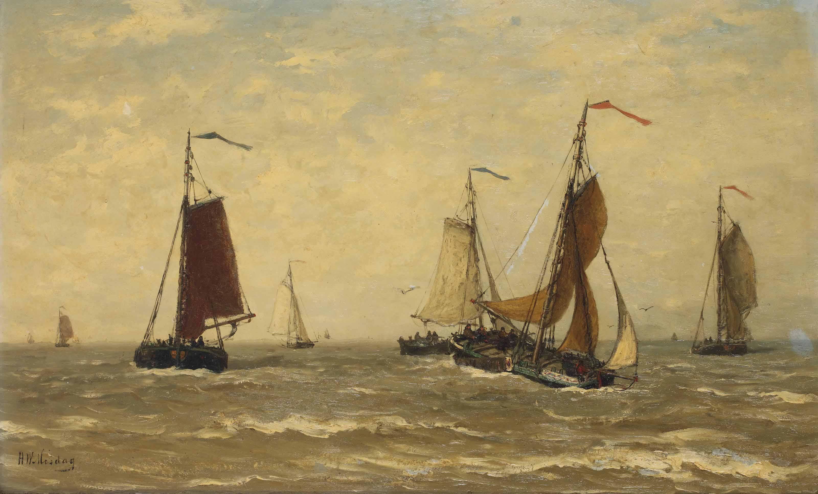 Hendrik Willem Mesdag (Groning