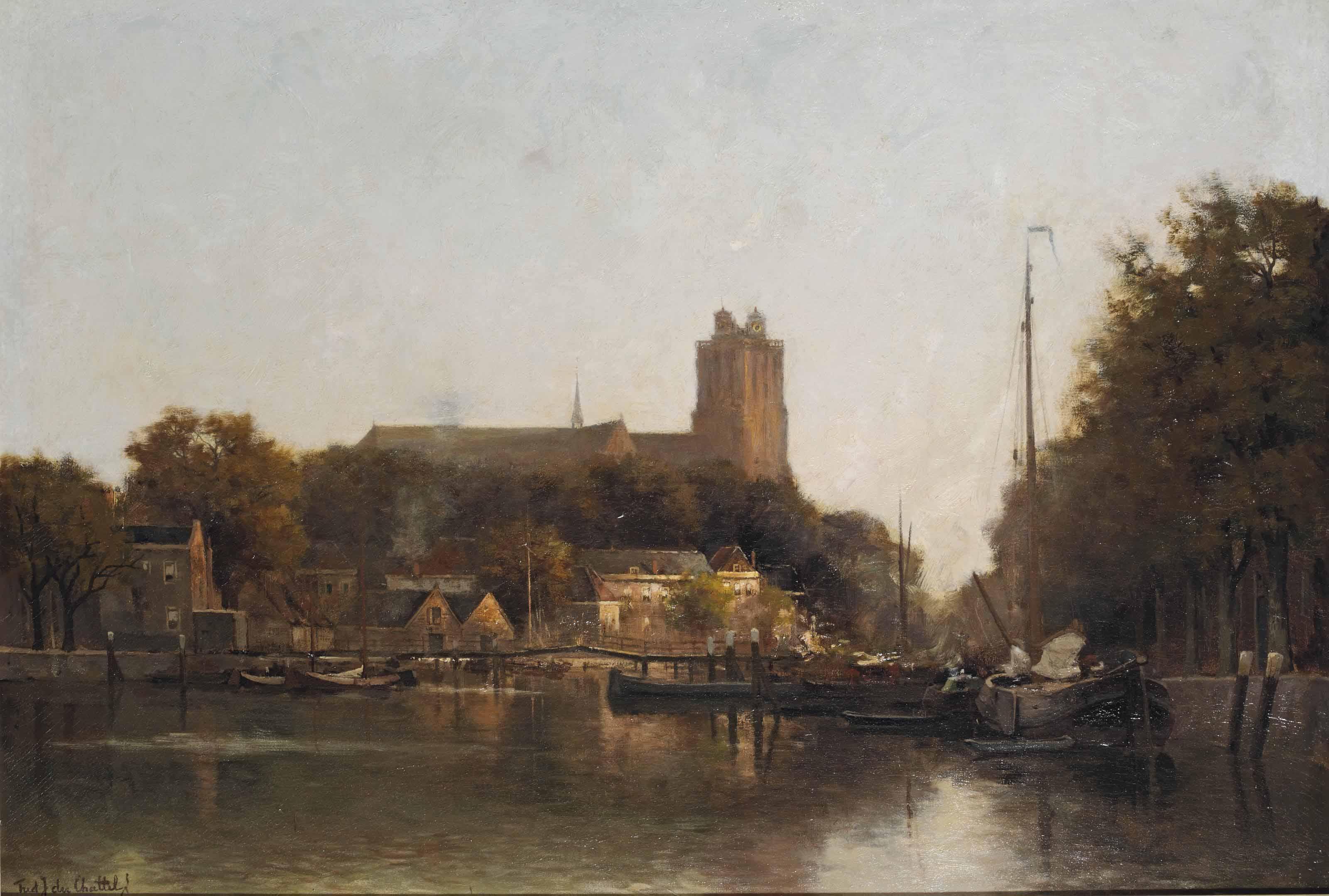 Fredericus Jacobus van Rossum
