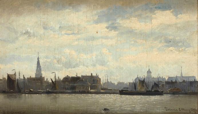 Johan Conrad Greive (Amsterdam