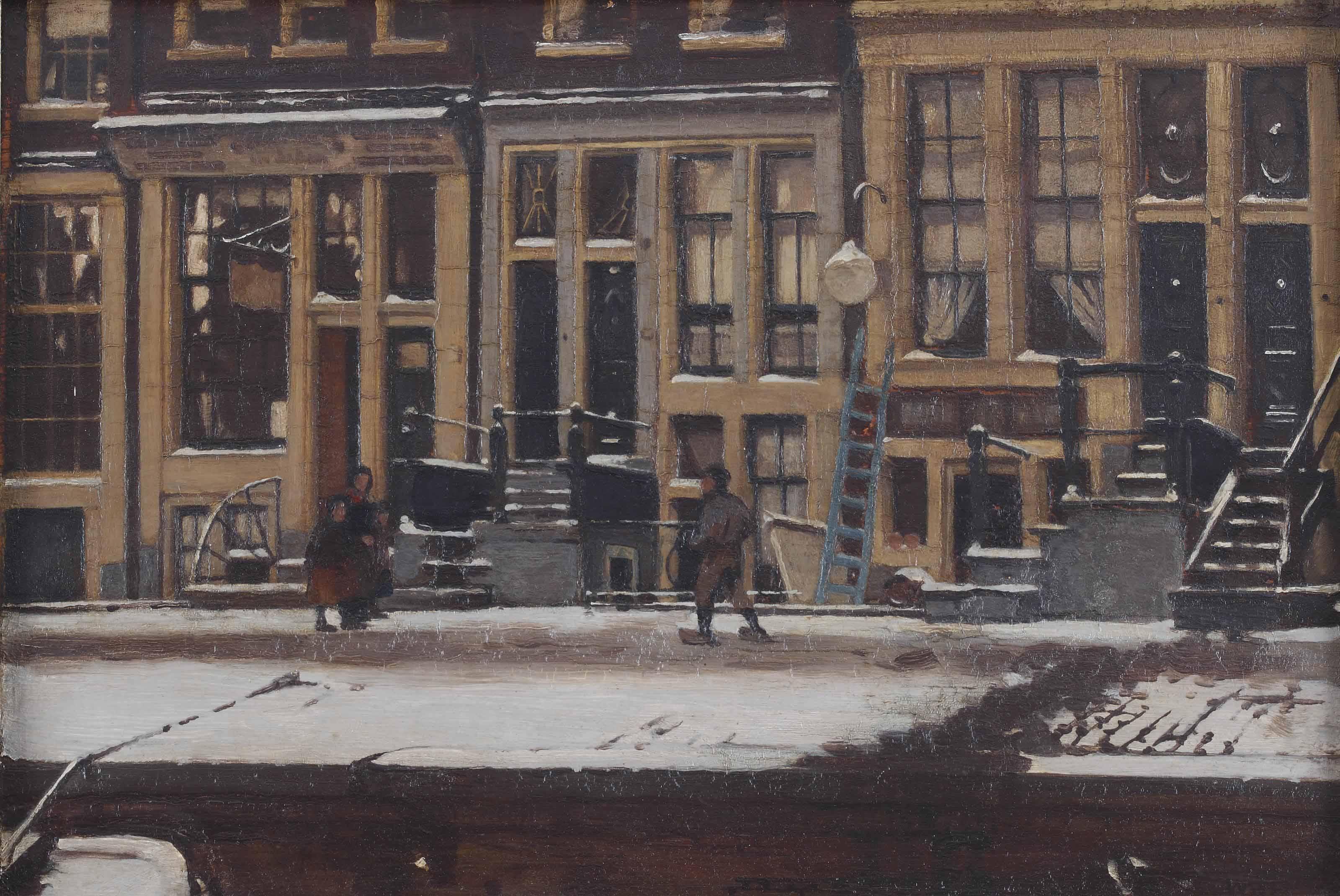 Willem Witsen (Amsterdam 1860-1923)