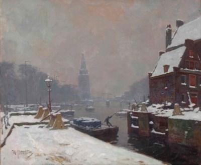 Hendrik Jan Wolter (Amsterdam