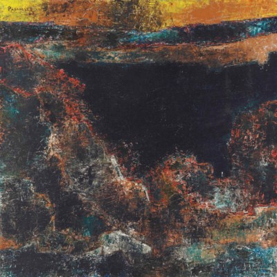 AKBAR PADAMSEE (B. 1928)