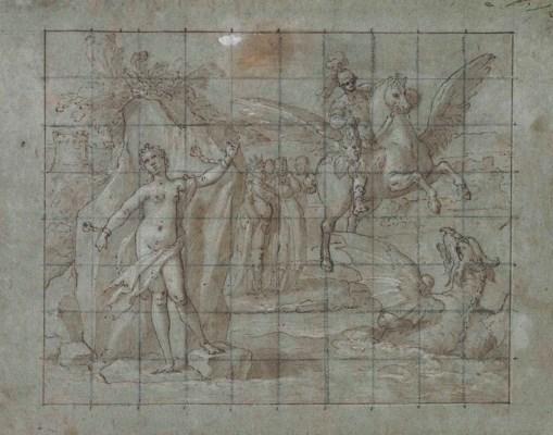 Bernardo Castello (Genoa 1557-