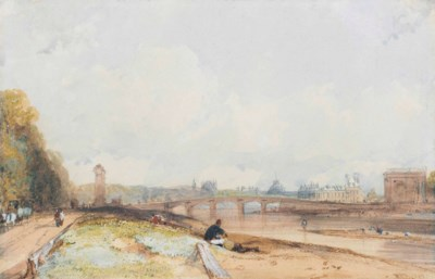 Richard Parkes Bonington (Nott