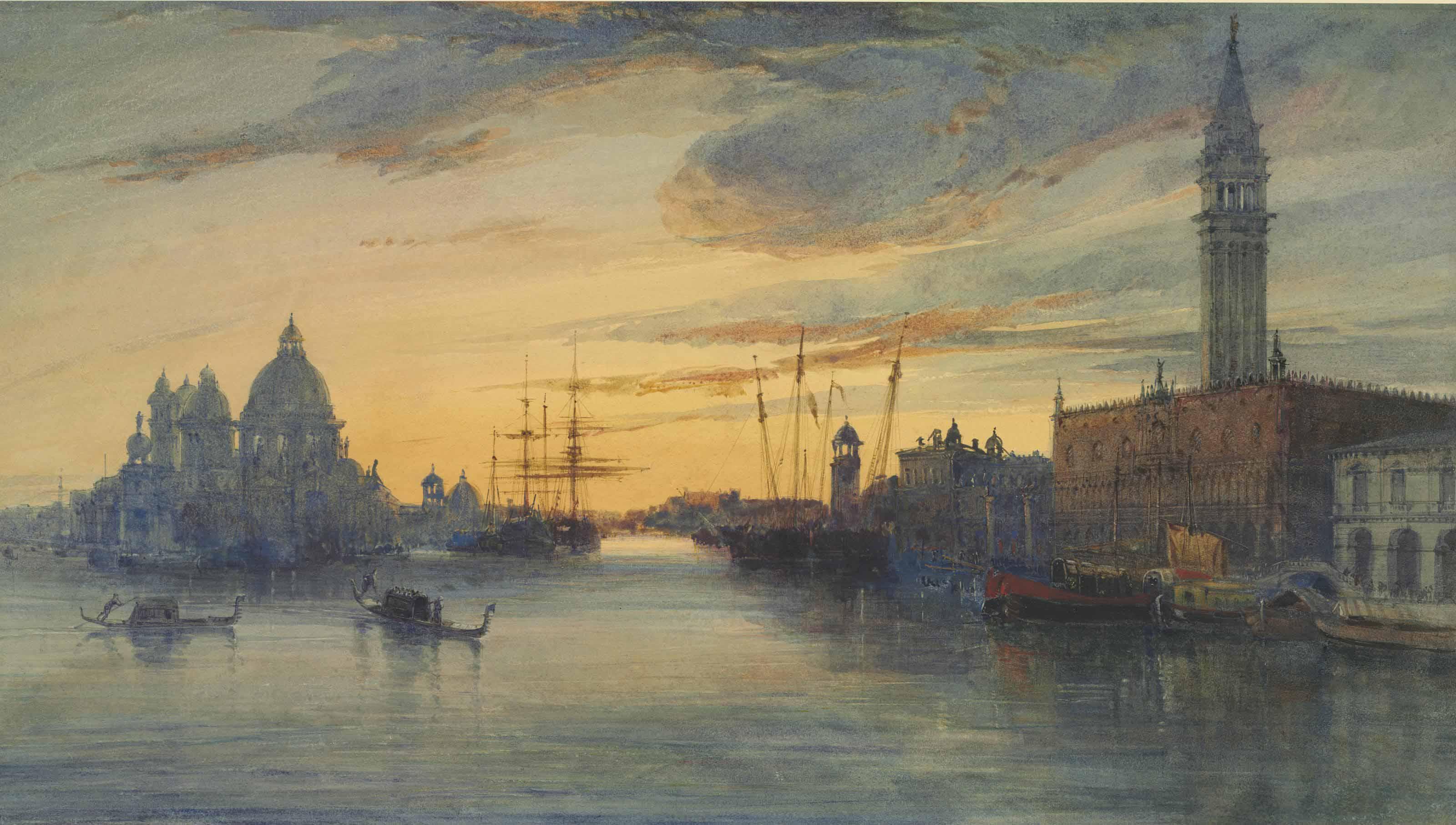 Venice: Evening