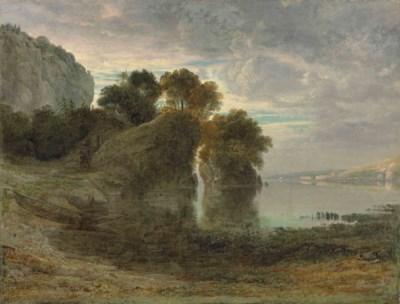 Francis Danby, A.R.A. (Wexford
