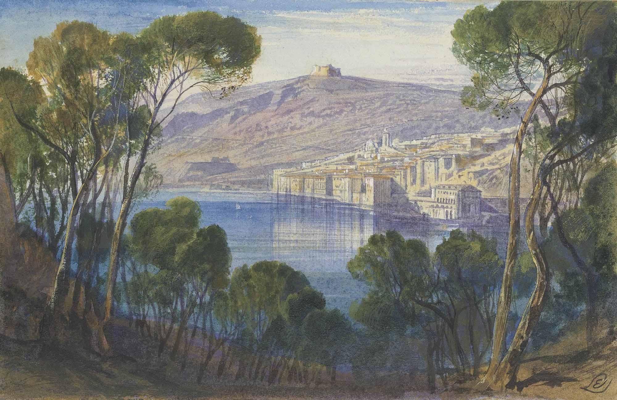 Edward Lear (London 1812-1888 San Remo)