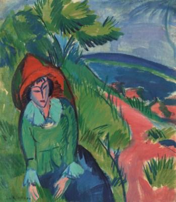 Ernst Ludwig Kirchner (1880-19