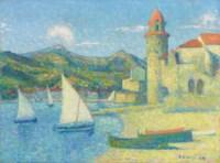 Collioure, le phare