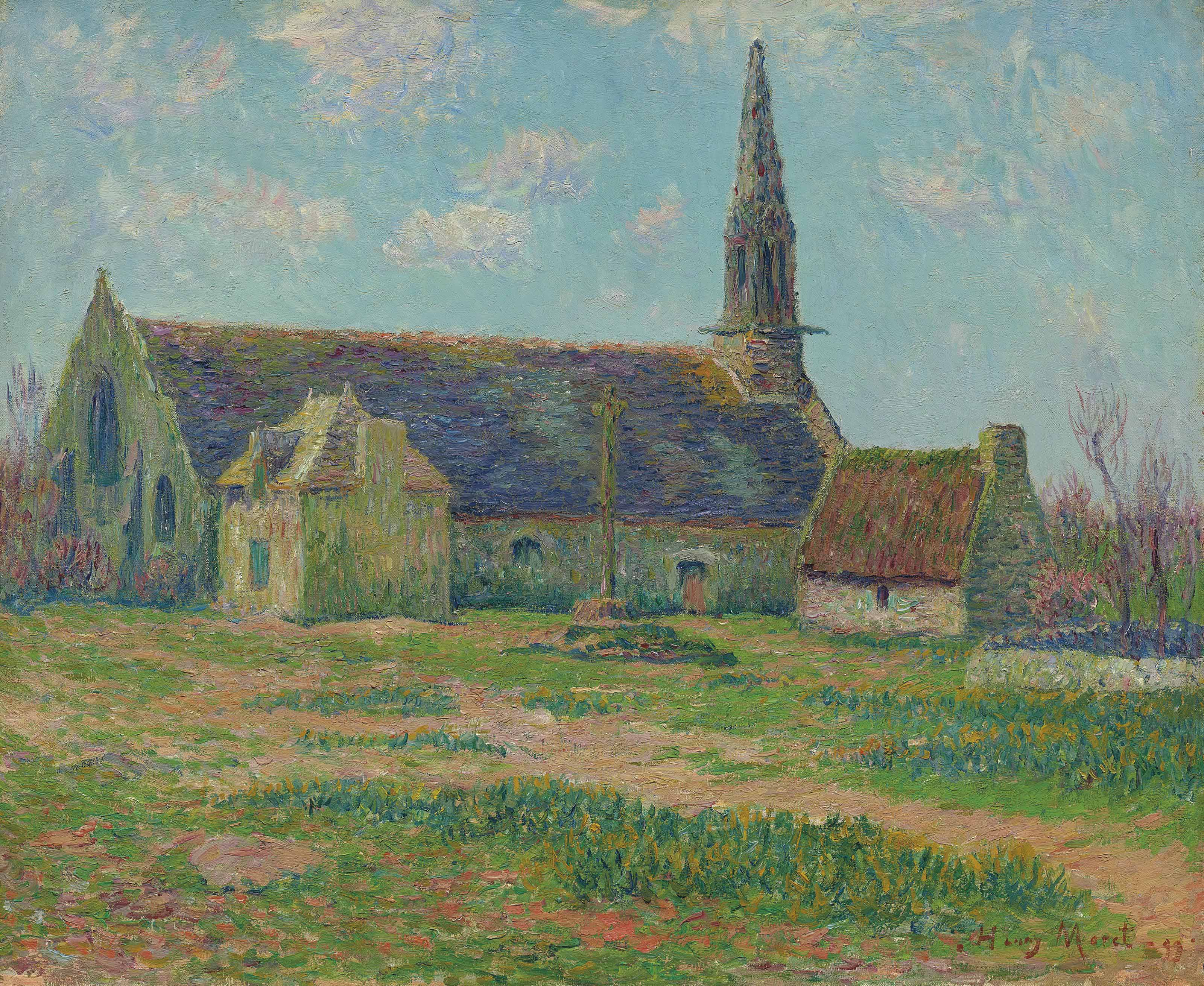 Henry Moret - Lose in unserem Preisarchiv - LotSearch
