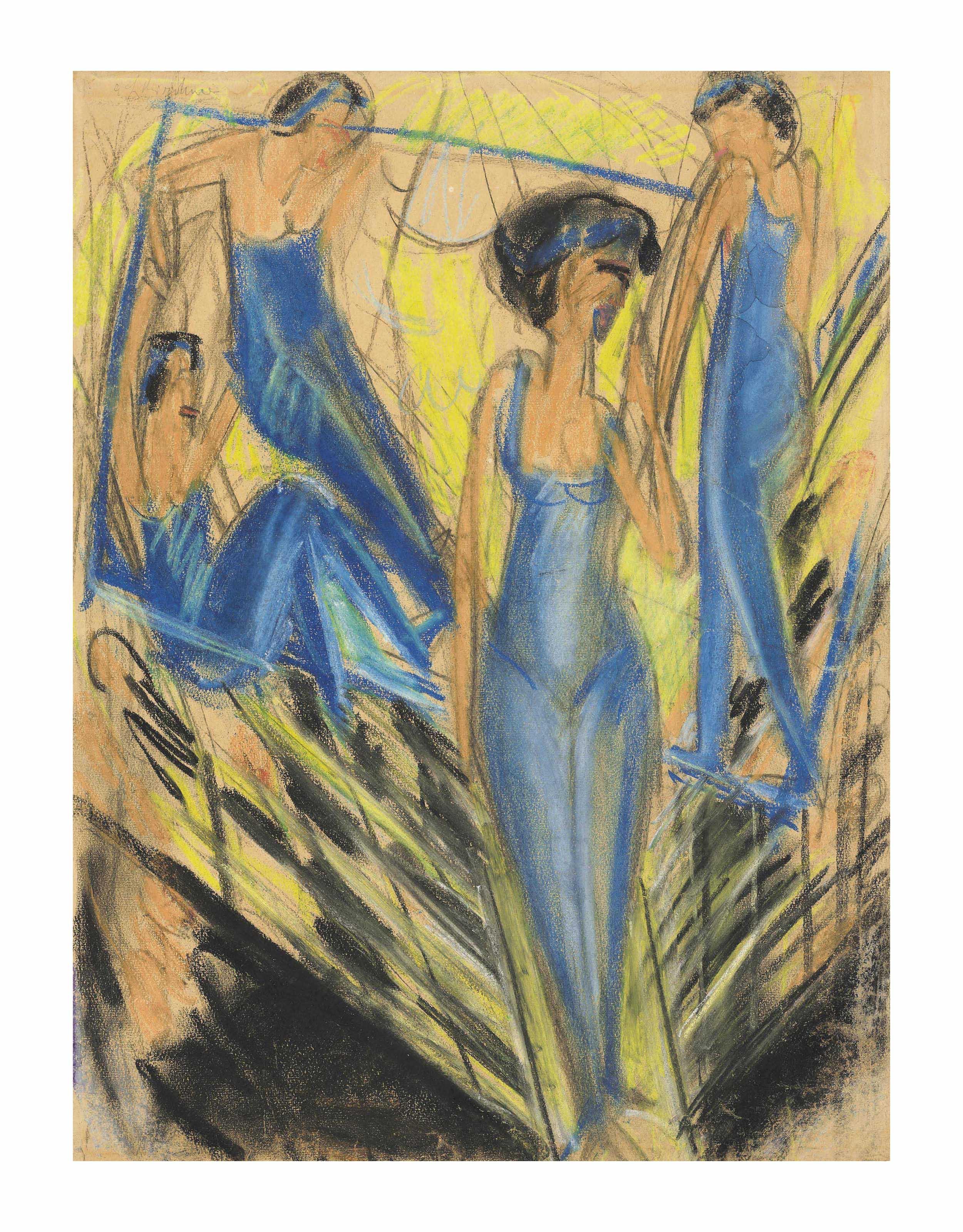 Ernst Ludwig Kirchner Lot 32