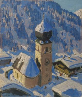 Alfons Walde (1891-1958)