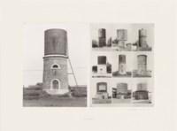 Wassertürme (Sezanne F) (Water towers (Sezanne F))