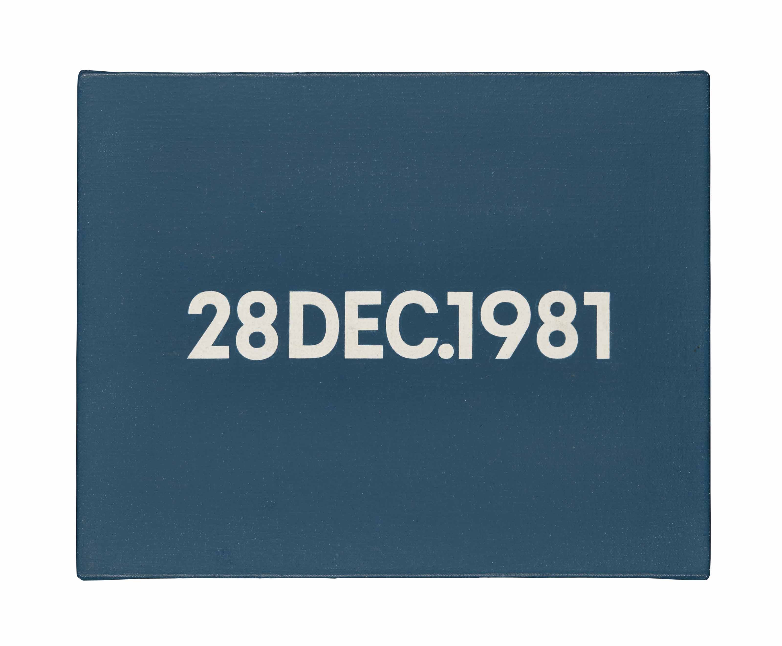 28 DEC. 1981