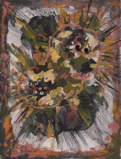Carol Rama (1918-2015)