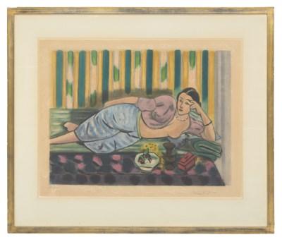 After Henri Matisse (1869-1954