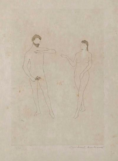 Marcel Duchamp (1887-1968)