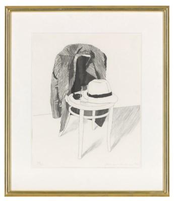 David Hockney (B.1937)