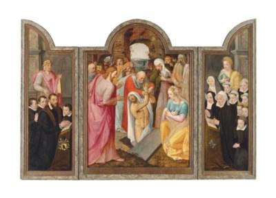 Circle of Frans Floris I (Antw