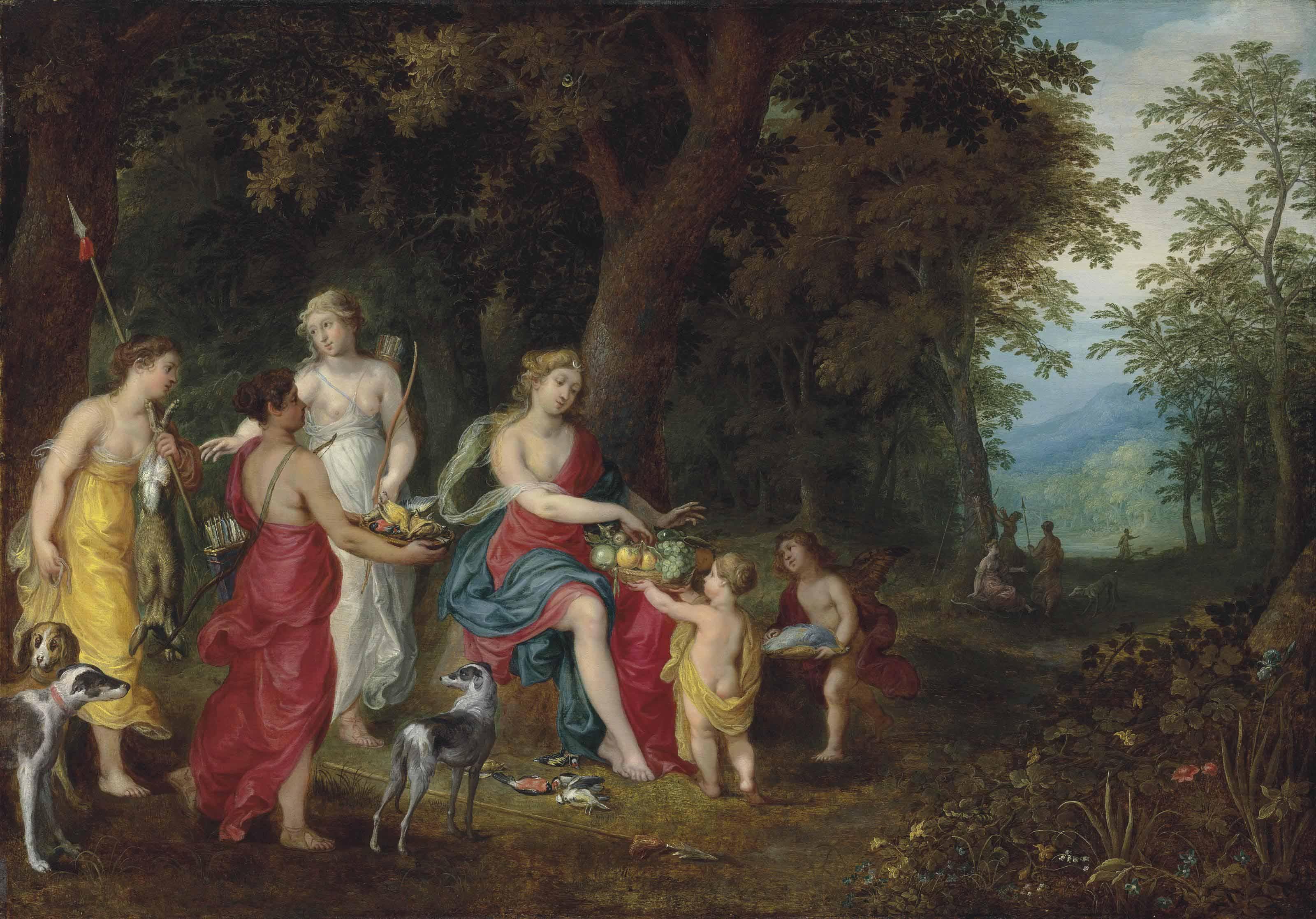 Hendrik van Balen I (Antwerp 1