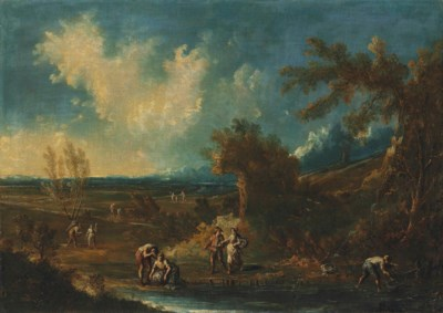 Studio of Alessandro Magnasco,