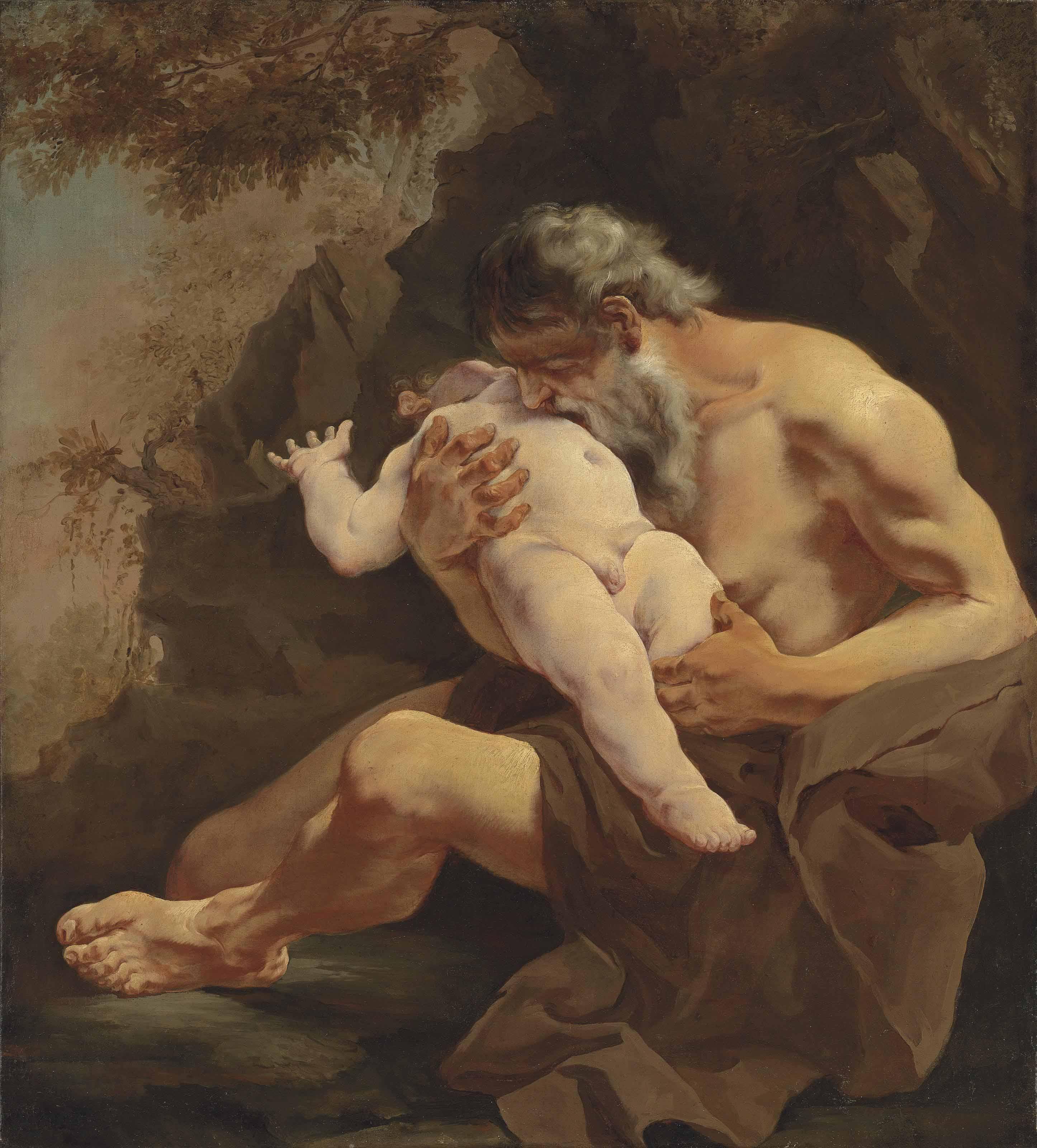 Cronus Devouring his Child