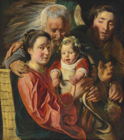 Jacob Jordaens (Antwerp 1593-1
