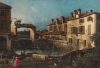 Dolo, on the Brenta