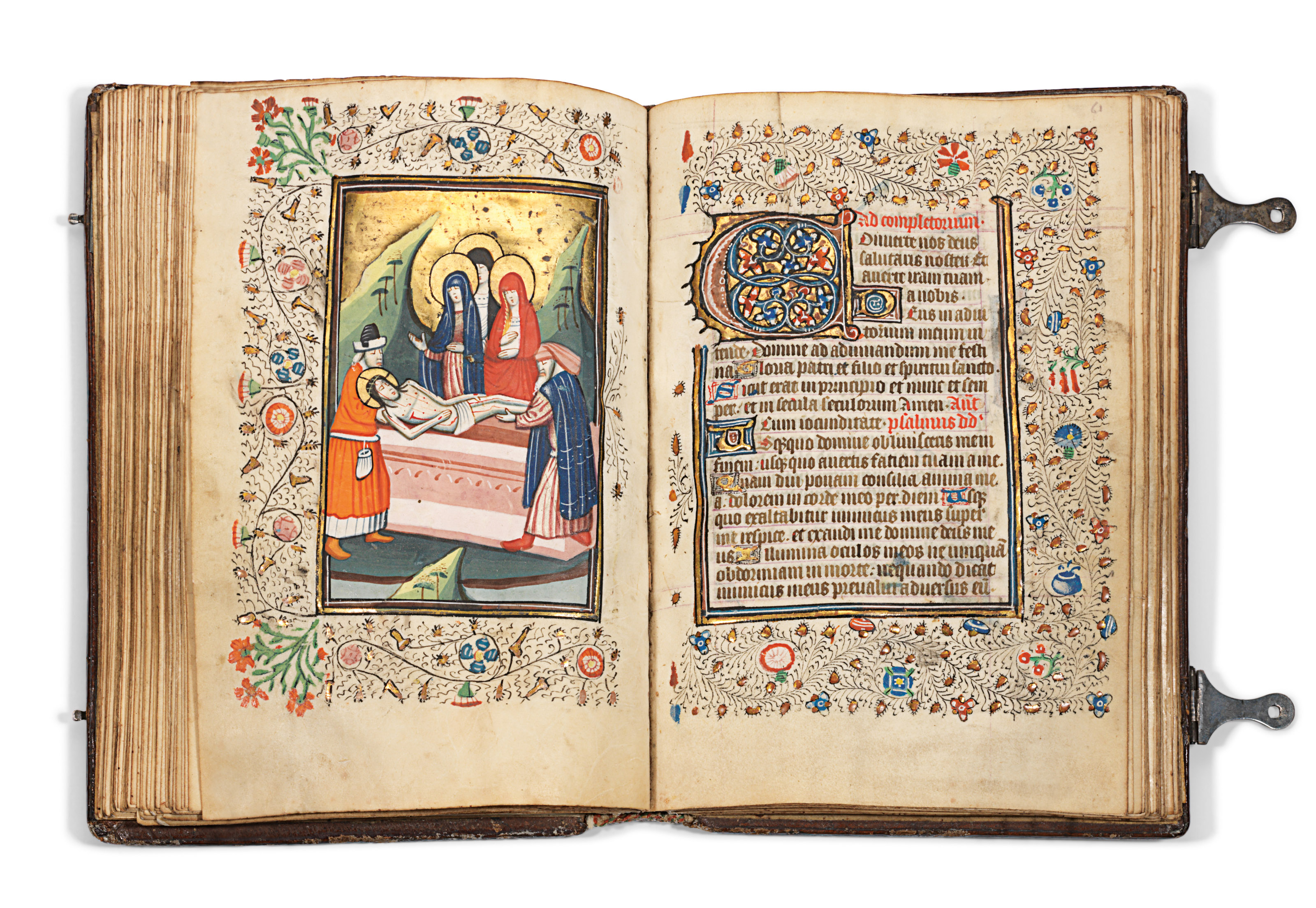 BOOK OF HOURS, use of Toul, in