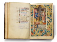 BOOK OF HOURS, use of Paris, i