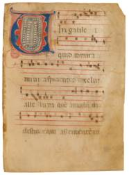 GRADUAL FOR SELECT FEASTS, in