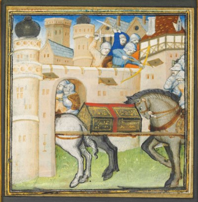THE SIEGE OF WINCHESTER AND TH