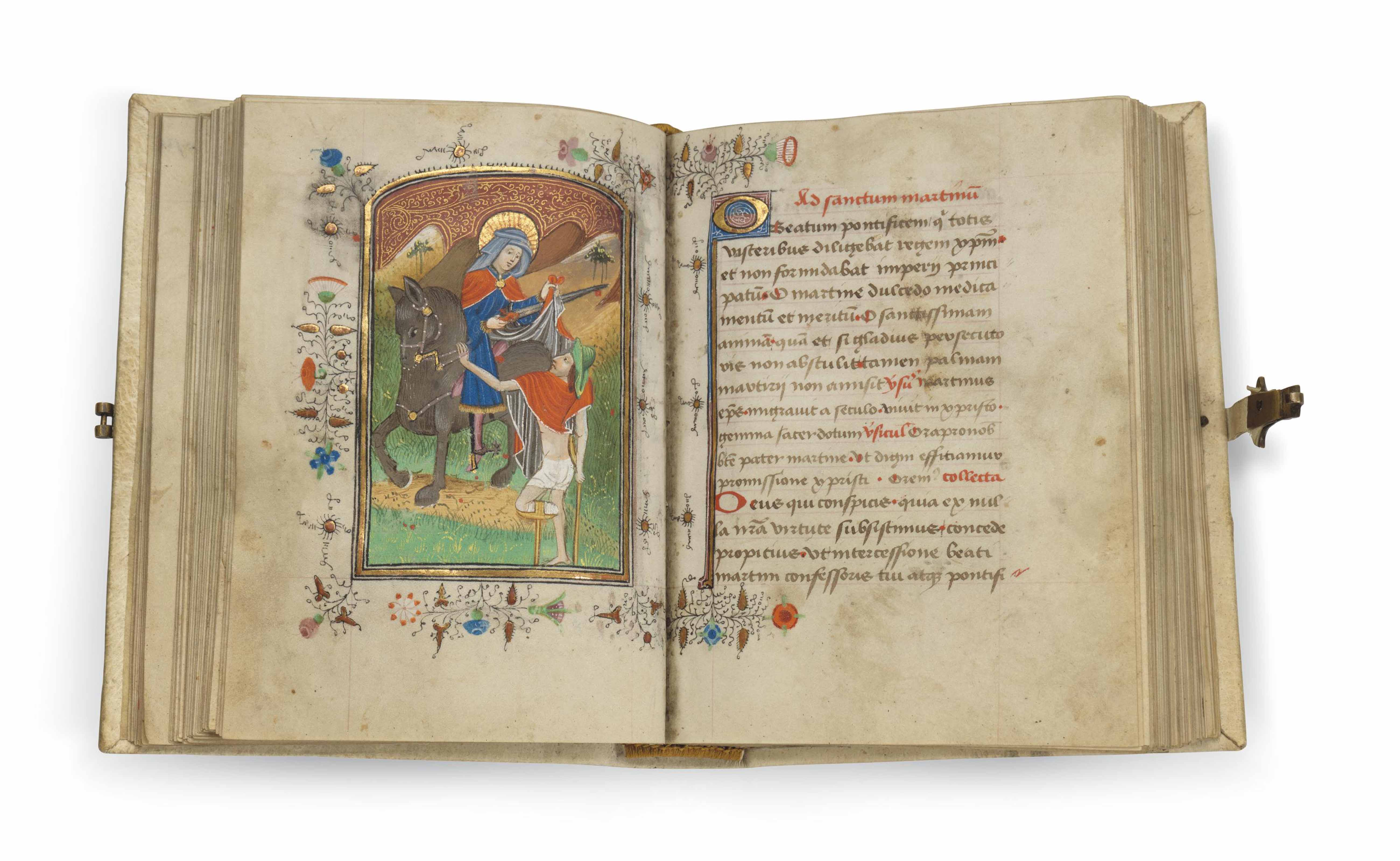 BOOK OF DEVOTIONS, use of St D