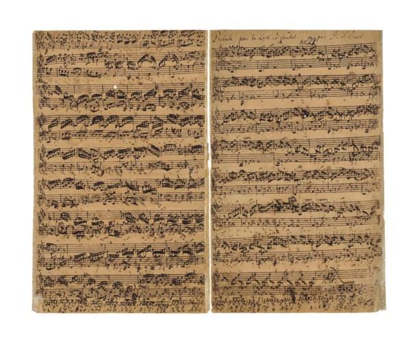 Johann Sebastian Bach (1685-17