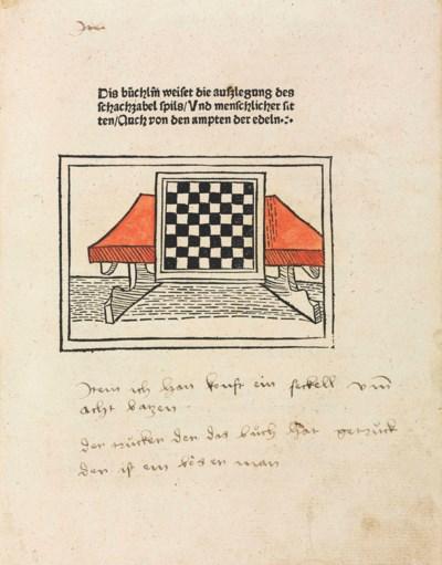CESSOLIS, Jacobus de (fl. late