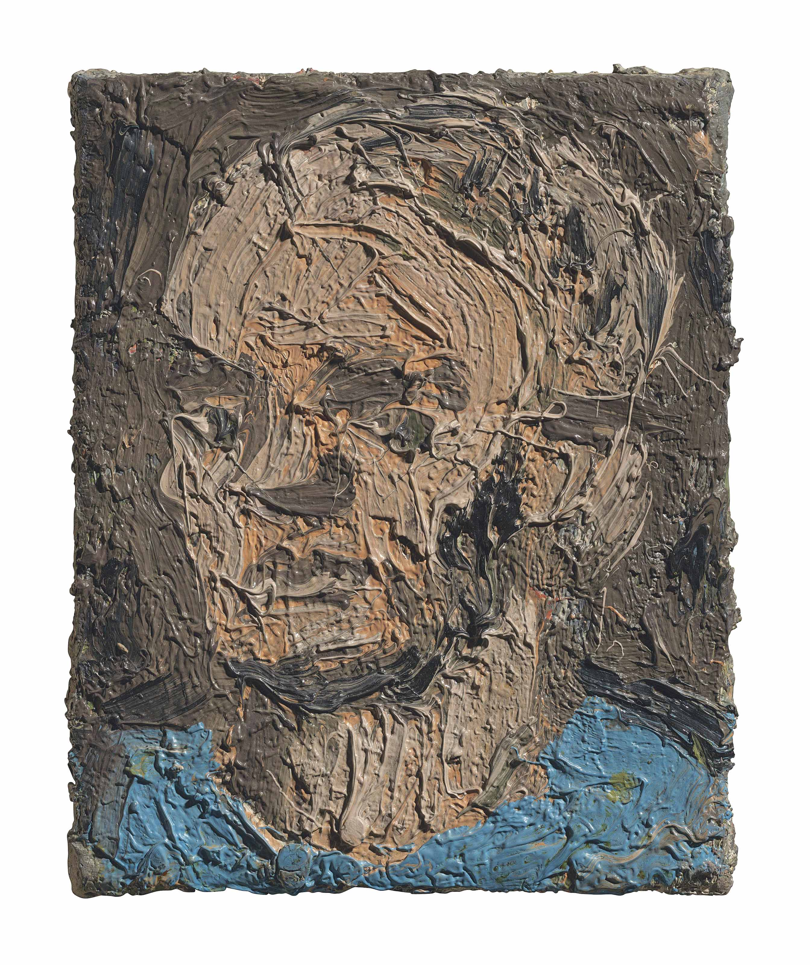 Leon Kossoff (b. 1926)