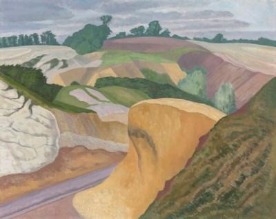 John Nash, R.A. (1893-1977)