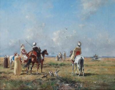 Victor Pierre Huguet (French,