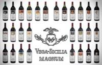 Vega Sicilia Unico 1960 magnum (1) 1962 magnum (1) 1965 magnum (1) 1968 Signs of old seepage. Level top-shoulder magnum (1) 1970 Level top-shoulder magnum (1) 1972 Signs of old seepage. Slightly bin-soiled label magnum (1) 1973 magnum (1) 1974  Signs of old seepage. Level top-shoulder magnum (1) 1975 magnum (1) 1976 Signs of old seepage, slightly corroded capsule. Level top-shoulder  magnum (1) 1979 magnum (1) 1980 Level top-shoulder  magnum (1) 1981 Slightly nicked label  magnum (1) 1982 Very slightly creased label magnum (1) 1983 Signs of seepage. Level top-shoulder  magnum (1) 1985 magnum (1) 1986 magnum (1) 1987 magnum (1) 1989 magnum (1) 1990 magnum (1) 1991 magnum (1) 1994 magnum (1) 1995 magnum (1) 1996 magnum (1) 1998 magnum (1) 1999 magnum (1) 2000 magnum (1) 2002 magnum (1) 2003 magnum (1)
