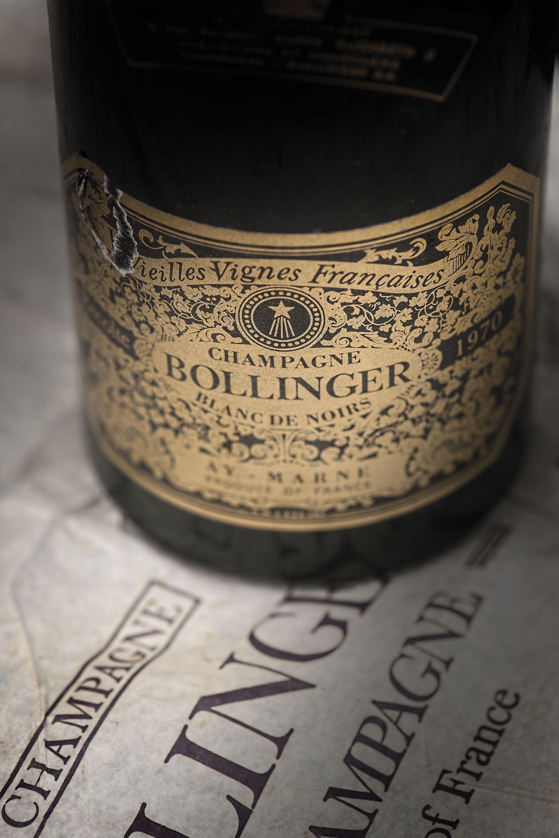 Bollinger Vieilles Vignes Fran