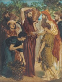 Offering the First-Fruits of the Harvest