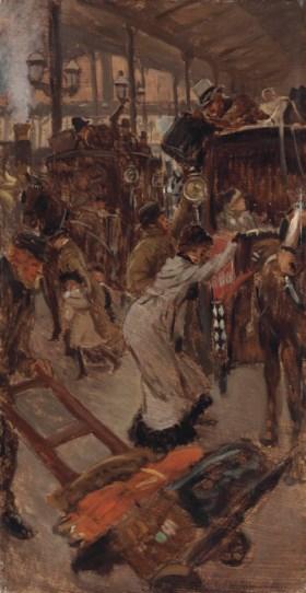 James (Jacques) Joseph Tissot (1836-1906)