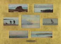 Seven maritime sketches