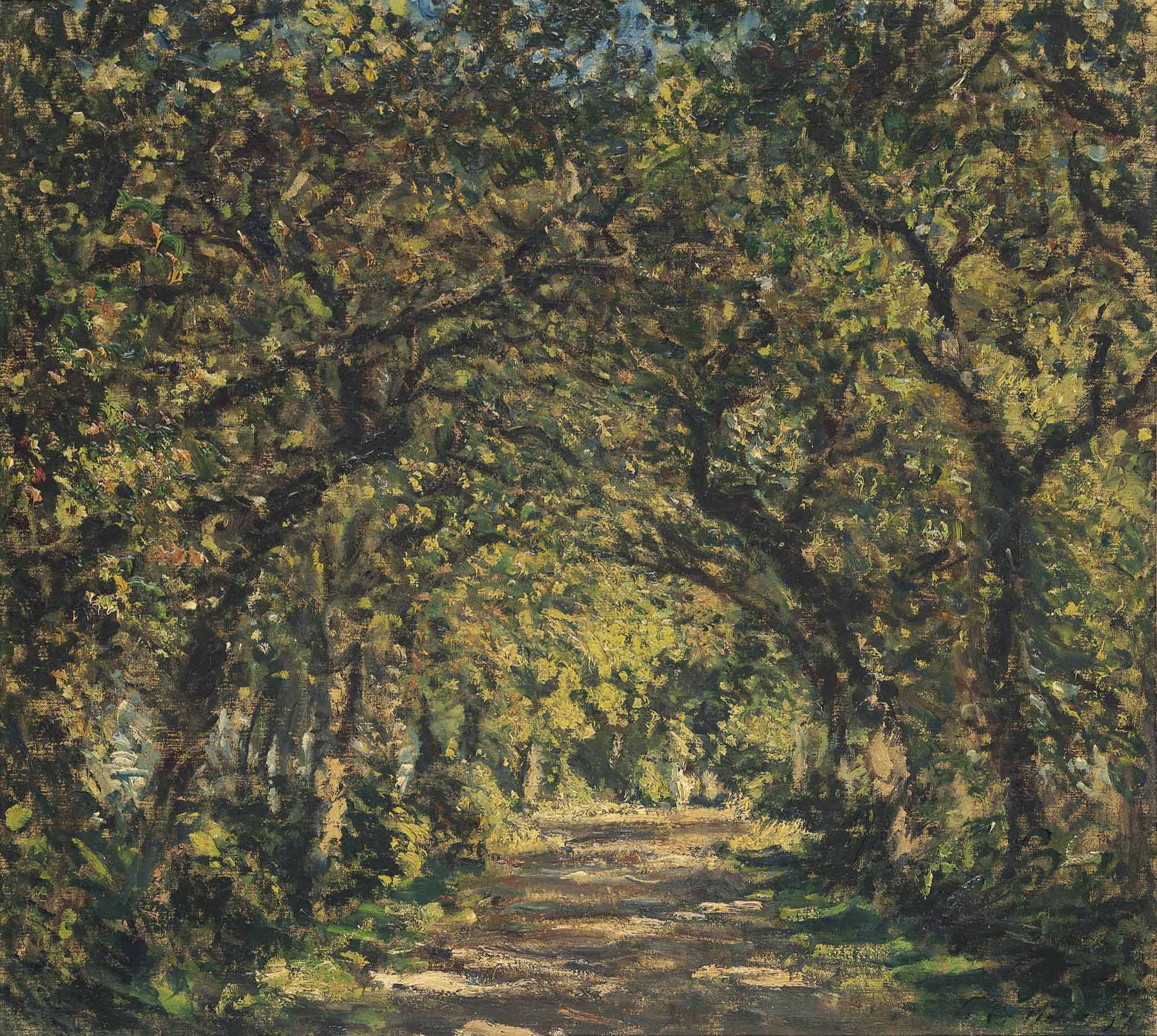 An Oak Avenue, Knaresborough