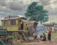 Gypsies at Home