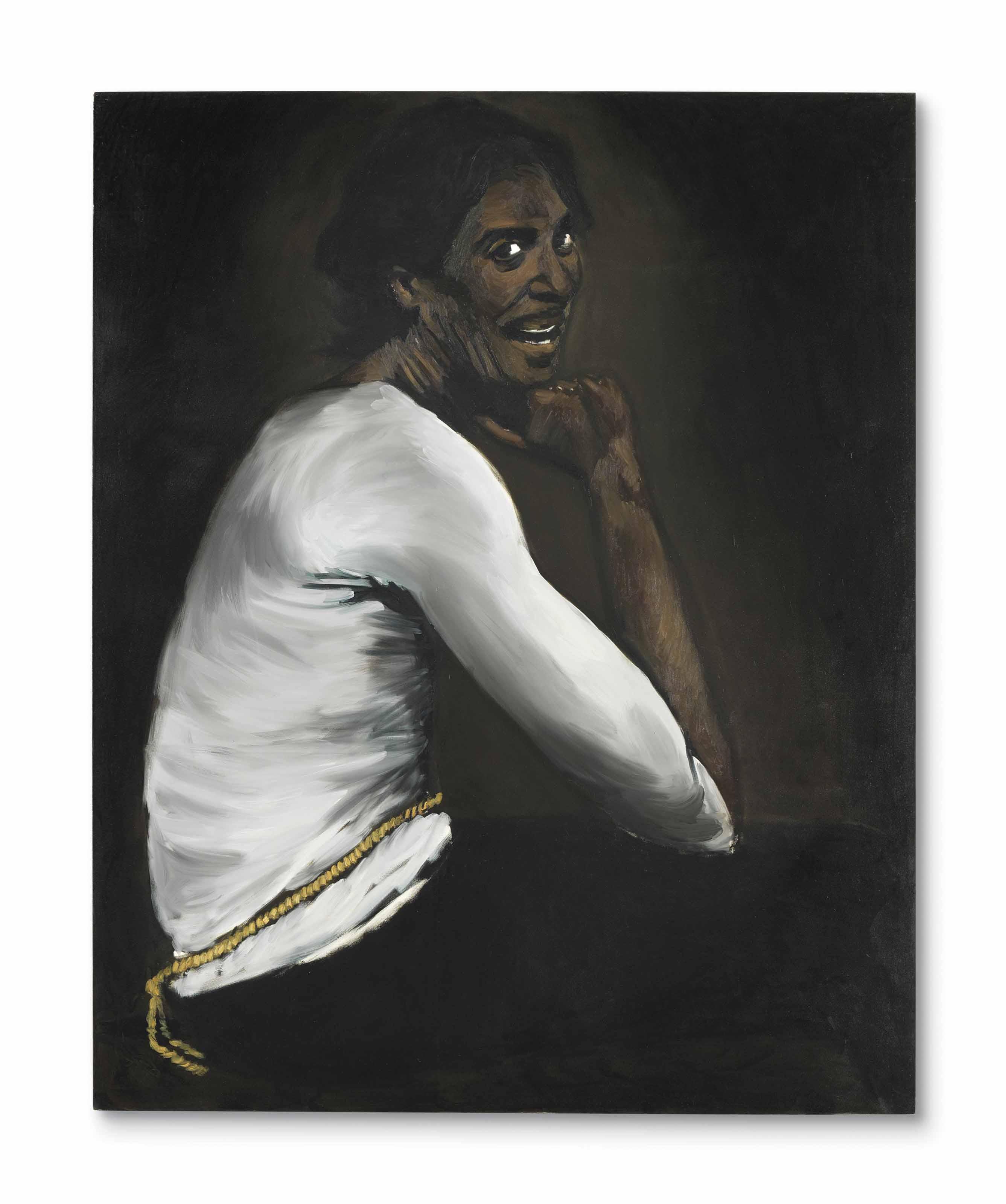 Lynette Yiadom-Boakye (b. 1977