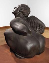 Bronzefrau Nr. 13