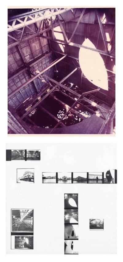 GORDON MATTA-CLARK (1943- 1978