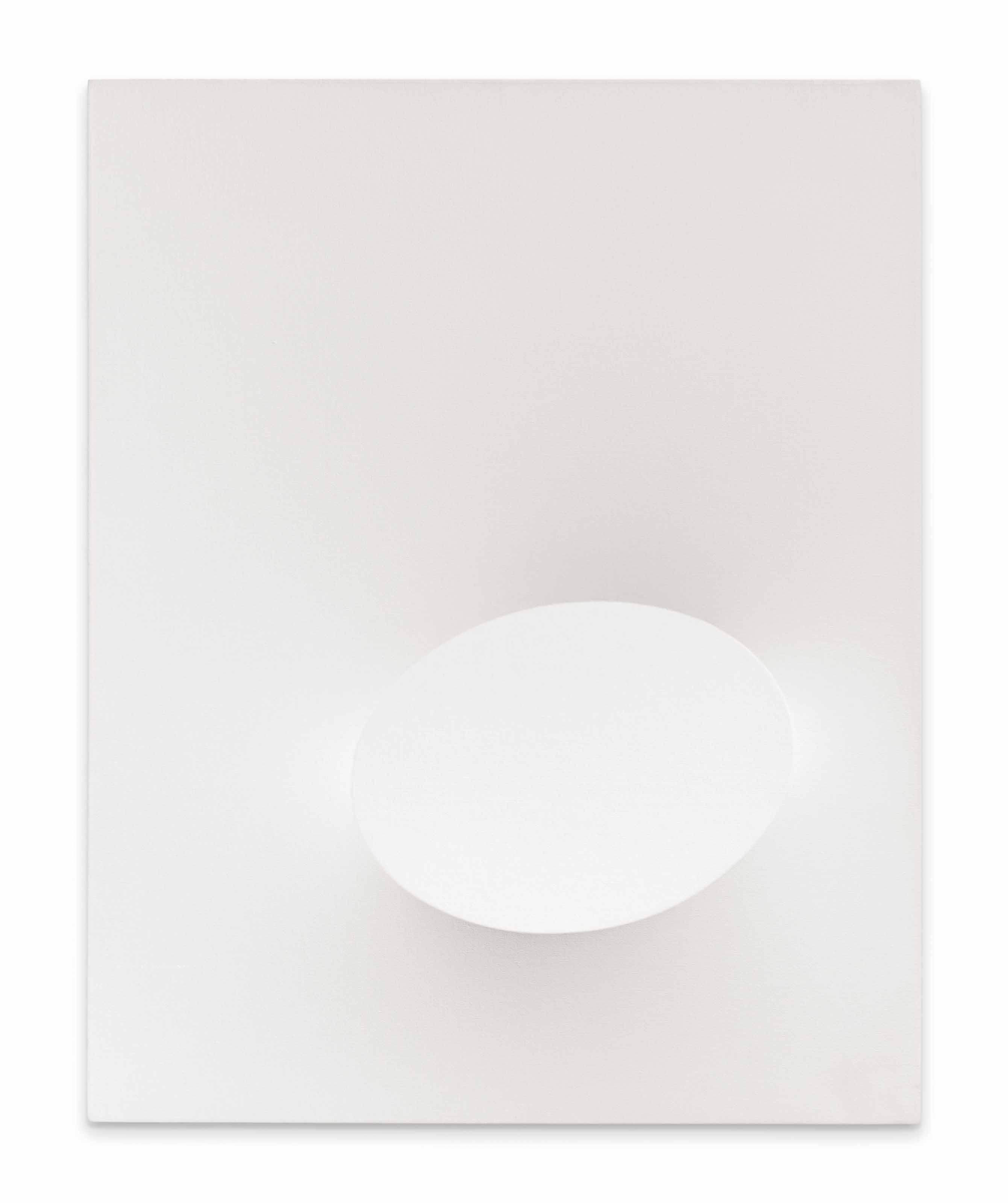 Ovale Bianco (White Oval)