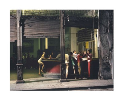 Philip-Lorca diCorcia (b. 1951